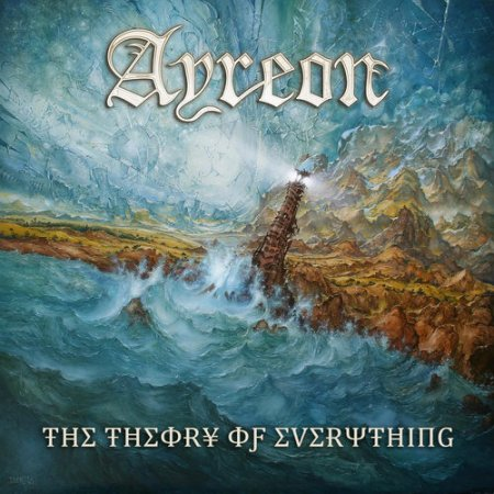 Ayreon - The Theory Of Everything (Limited Edition) (2013)