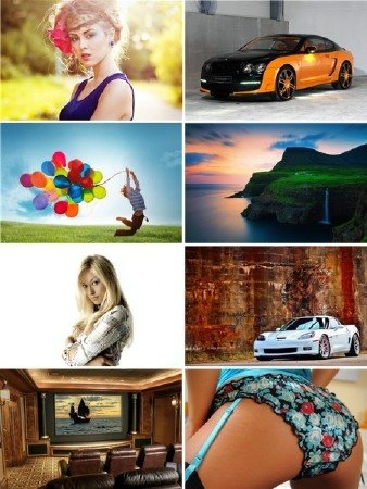 New Mixed HD Wallpapers Pack 117