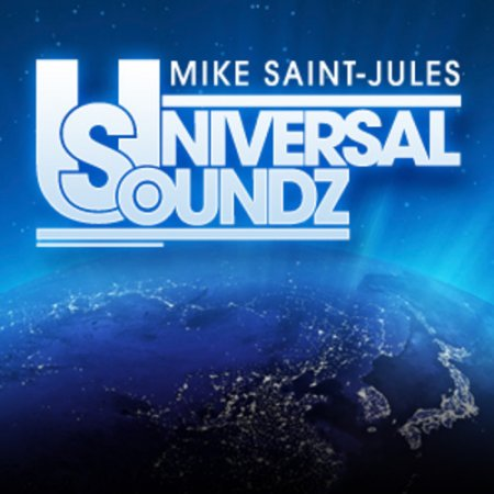 Mike Saint-Jules - Universal Soundz 394 (2013-12-31)