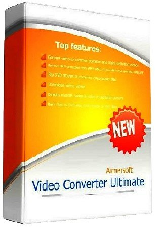 Aimersoft Video Converter Ultimate 5.8.0.0 Final (2014) (Multi,RUS)