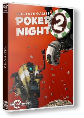Poker Night 2 (2013/ RUS/ENG) RePack от R.G. Механики