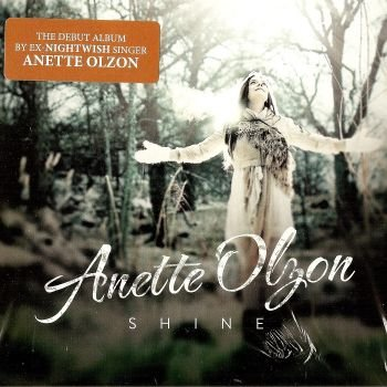 Anette Olzon - Shine 2014 (Losless)