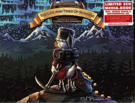 Tuomas Holopainen - The Life And Times Of Scrooge (Limited Edition) 2014