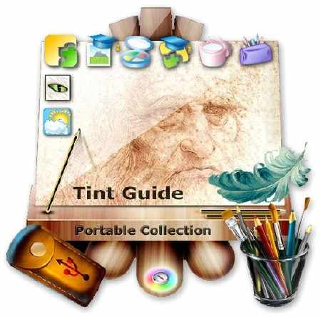 Tint Guide Collection 02.06.2014 Portable by DrillSTurneR (Multi/Rus)