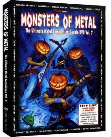 VA - Monsters of Metal vol.7 DVD2 2009
