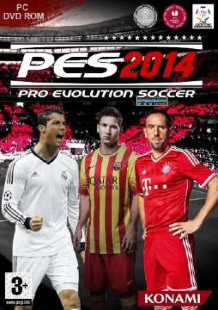 Pro Evolution Soccer 2014 - World Challenge + DLC (2014/Rus/Eng/PC) Repack by XLASER