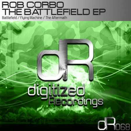 Rob Corbo - The Battlefield EP