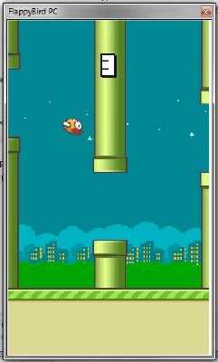 FlappyBird for PC 1.0