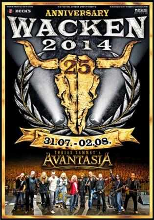 Avantasia - Live Wacken Open Air 2014 (DVD5)