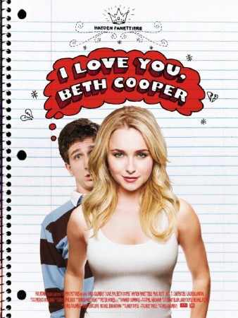 Ночь с Бет Купер / I Love You, Beth Cooper (2009) HDRip