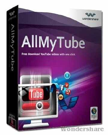 Wondershare AllMyTube 4.2.1.2