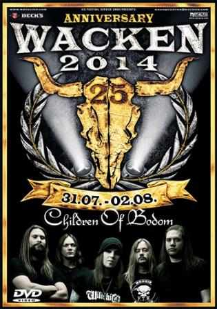 Children of Bodom - Live Wacken Open Air 2014 (DVD5)