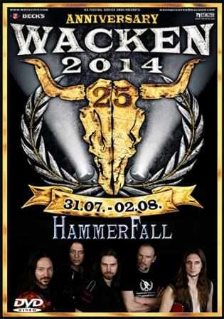 Hammerfall - Live Wacken Open Air 2014 (DVD5)