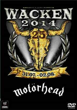 Motorhead - Live Wacken Open Air 2014 (DVD5)