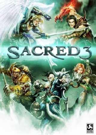 Sacred 3 (2014/RUS/ENG/MULTi8/RePack by SmartPack)