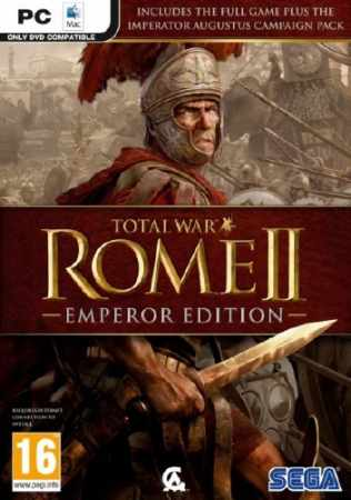 Total War: ROME II - Emperor Edition (2014/ENG)