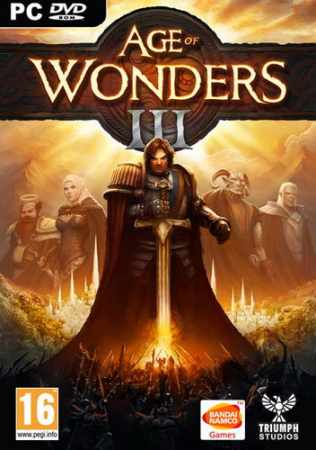 Age of Wonders III: Golden Realms + *FIX* (2014/RUS/ENG/MULTI5-CODEX)