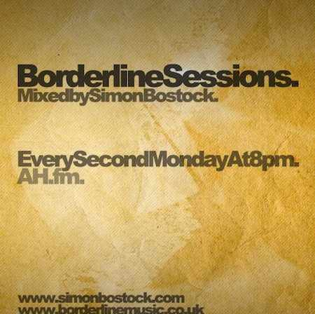 Simon Bostock - Borderline Sessions 071 (2014-10-13)