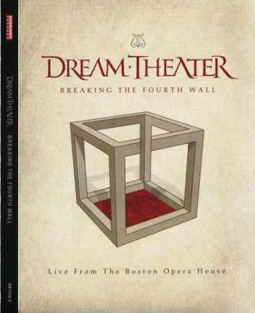 Dream Theater - Breaking the Fourth Wall - 2014 (2 x DVD9)