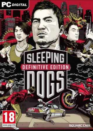 Sleeping Dogs: Definitive Edition (2014/RUS/ENG/Multi7/Steam-Rip от R.G. GameWorks)