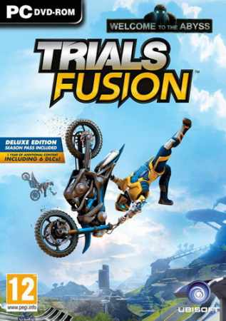 Trials Fusion: Welcome to the Abyss (2014/RUS/ENG/Multi9-SKIDROW)