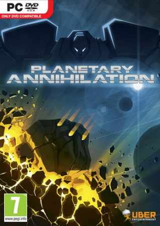 Planetary Annihilation (2014/RUS/ENG/MULTI25-CODEX)