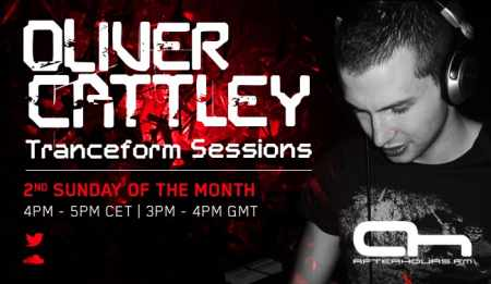 Oliver Cattley - Tranceform Sessions 009 (2014-10-12)
