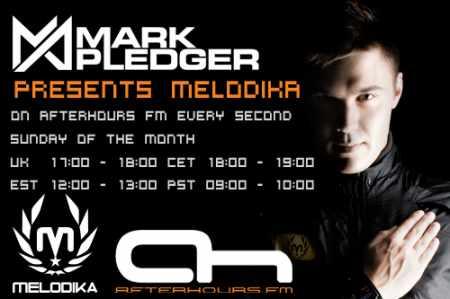Mark Pledger - Melodika 032 (2014-10-12)