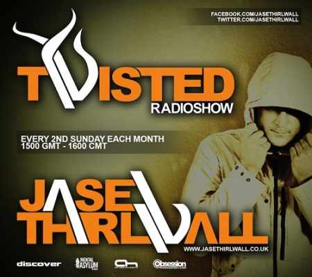 Jase Thirlwall - Twisted 015 (2014-10-12)