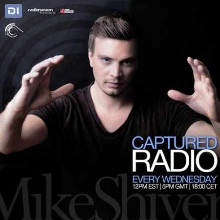 Mike Shiver & Susana - Captured Radio 392 (2014-10-15)