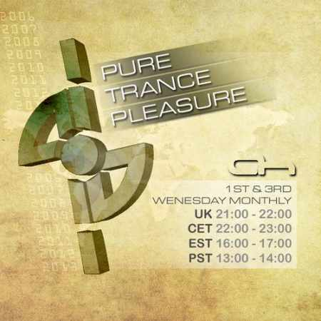 Karybde & Scylla -  Pure Trance Pleasure 192 (2014-10-15)